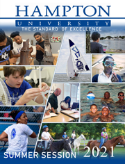 Click here to view the 2021 Summer Session Booklet.
